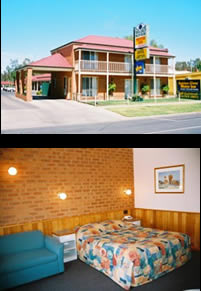 Golden River Motor Inn - Accommodation Yamba