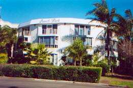Beach Park Motor Inn - Accommodation Yamba