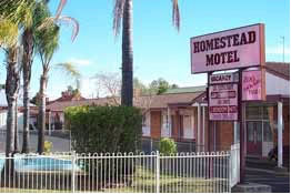 The Homestead Motor Inn - Accommodation Yamba