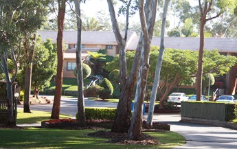 Comfort Inn  Suites Robertson Gardens - Accommodation Yamba