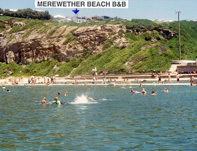 Merewether Beach B And B - Accommodation Yamba