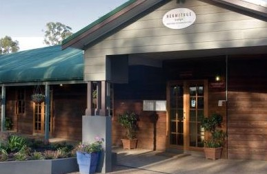 Hermitage Lodge - Accommodation Yamba