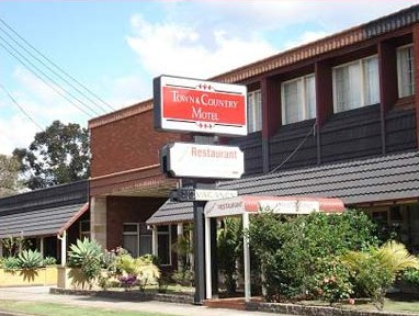Town  Country Motel - Accommodation Yamba