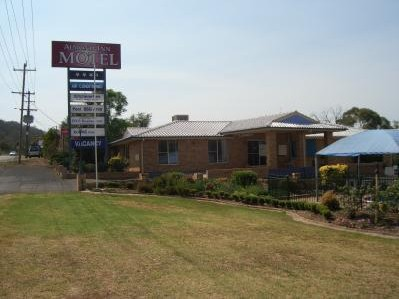Almond Inn Motel - Accommodation Yamba