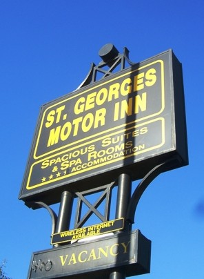 St Georges Motor Inn - Accommodation Yamba