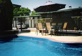 Sun Centre Motel - Accommodation Yamba