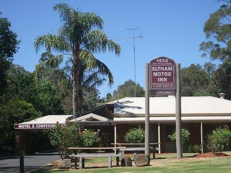 Eltham Motor Inn - Accommodation Yamba