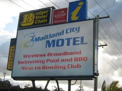 Maitland City Motel - Accommodation Yamba
