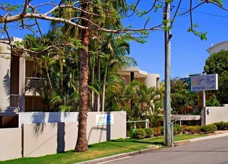 Noosa Hill Resort - Accommodation Yamba