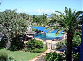 Casablanca Beachfront Apartments - Accommodation Yamba