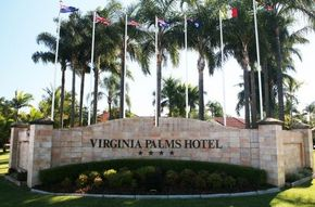 Brisbane International - Virginia - Accommodation Yamba