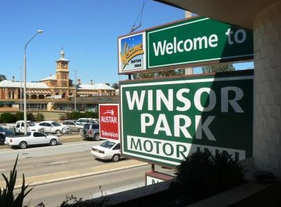 Albury Winsor Park Motor Inn - Accommodation Yamba