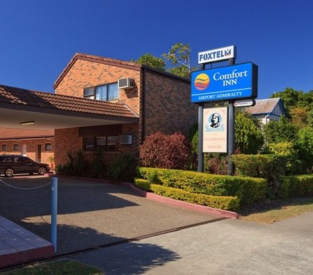 Airport Admiralty Motel - Accommodation Yamba