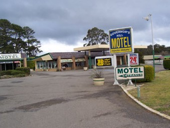 Governors Hill Motel - Accommodation Yamba