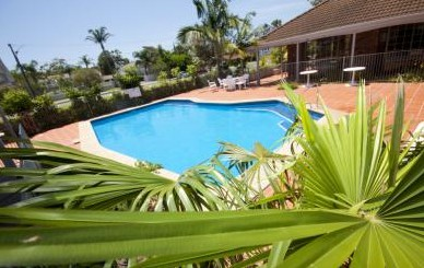Island Palms Motor Inn - Accommodation Yamba