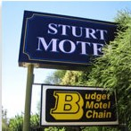 Sturt Motel - Accommodation Yamba