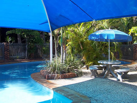 Palm Valley Motel and Holiday Units - Accommodation Yamba