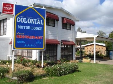 Colonial Motor Lodge - Accommodation Yamba