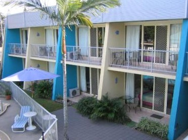 Yamba Sun Motel - Accommodation Yamba