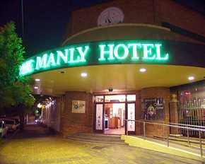 The Manly Hotel - Accommodation Yamba
