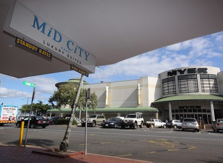 Mid City Luxury Suites - Accommodation Yamba