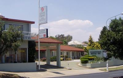 Country Comfort Cowra Countryman Motor Inn - Accommodation Yamba