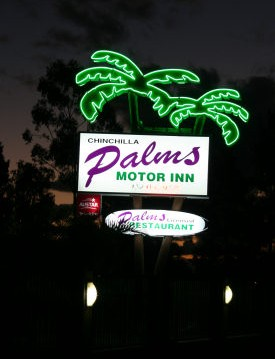 Chinchilla Palms Motor Inn - Accommodation Yamba