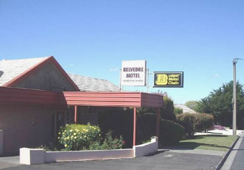 Belvedere Motel - Accommodation Yamba