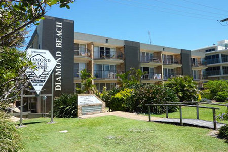 Diamond Beach Resort - Accommodation Yamba