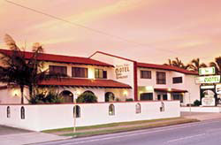Comfort Inn Marco Polo Motel - Accommodation Yamba