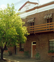 The Old Exchange Bed And Breakfast - Accommodation Yamba