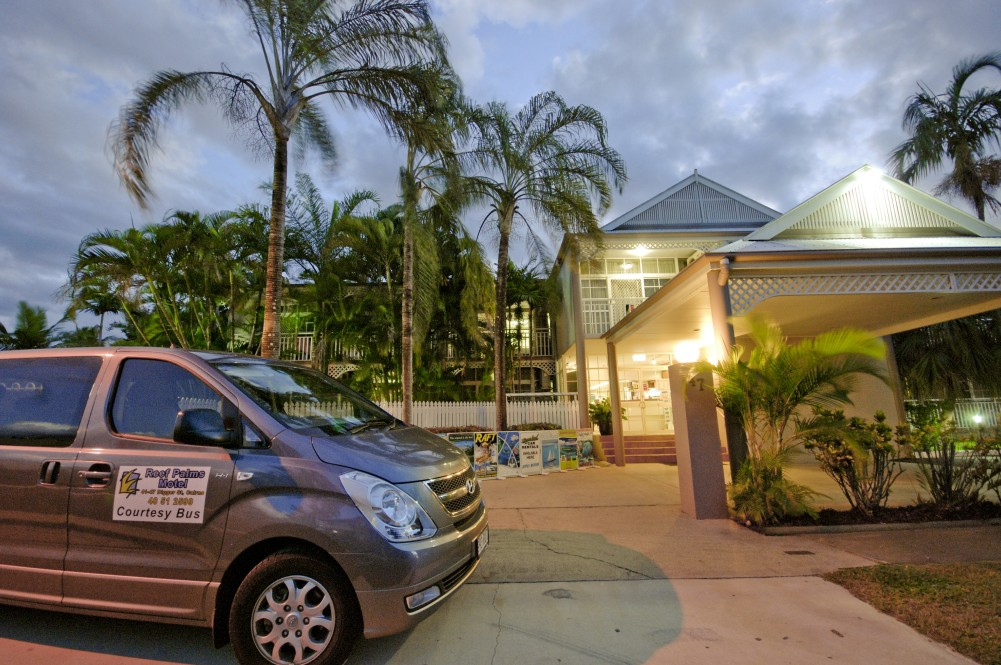 Reef Palms - Accommodation Yamba