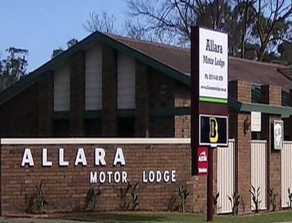 Allara Motor Lodge - Accommodation Yamba