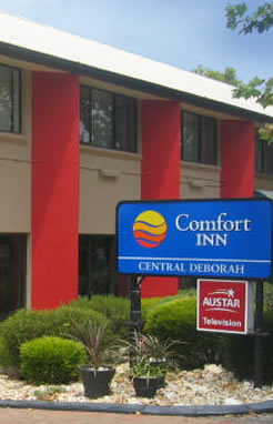 Comfort Inn Central Deborah - Accommodation Yamba