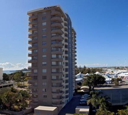 Newport Apartments Mooloolaba - Accommodation Yamba