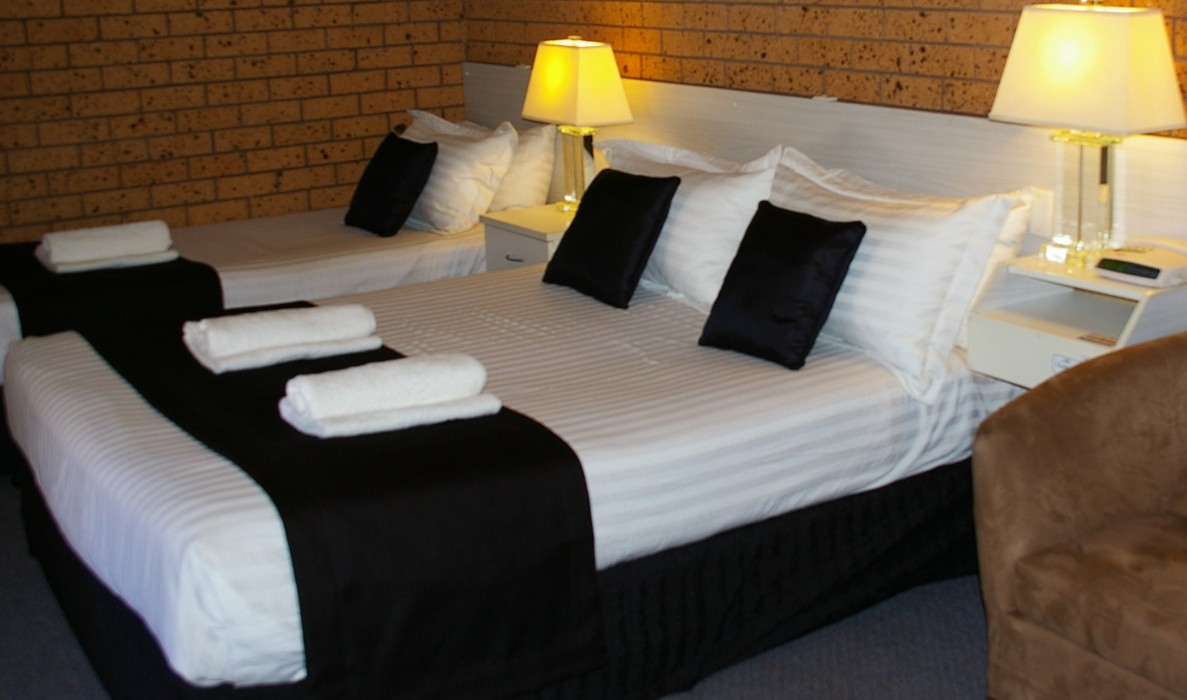 Golden Harvest Motor Inn - Accommodation Yamba