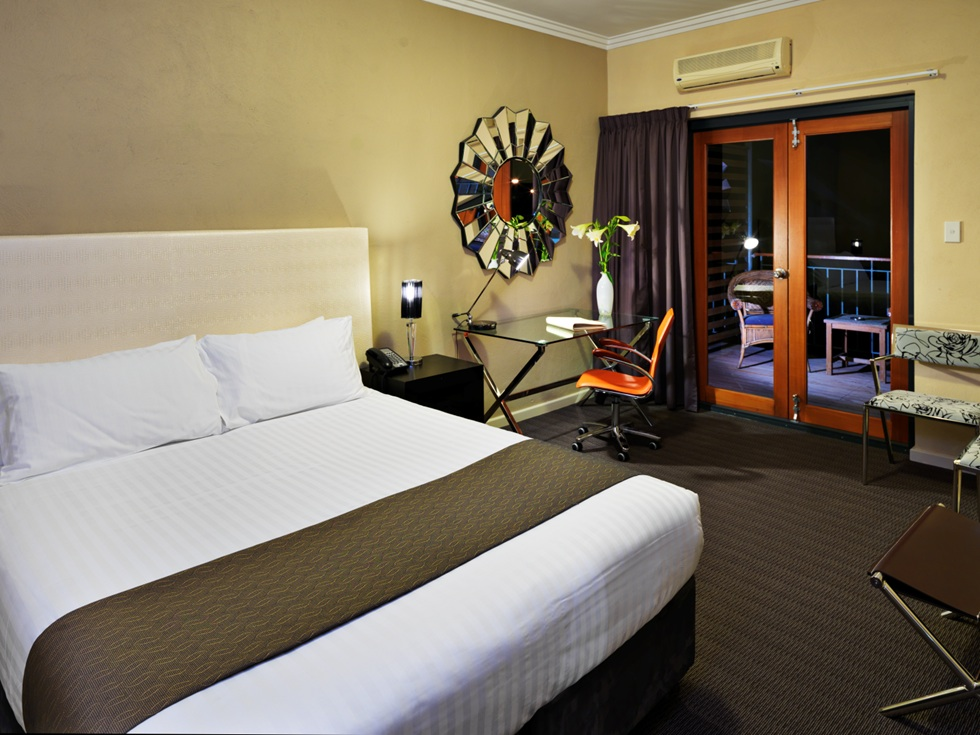 Sunmoon Boutique Resort - Accommodation Yamba