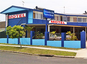 City Centre Motel - Accommodation Yamba