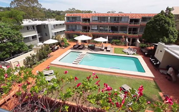 Hotel Laguna - Accommodation Yamba