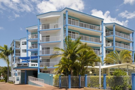 White Crest Luxury Apartments - Accommodation Yamba
