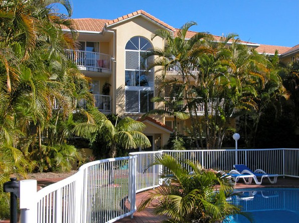 Regent Court Holiday Apartments - Accommodation Yamba