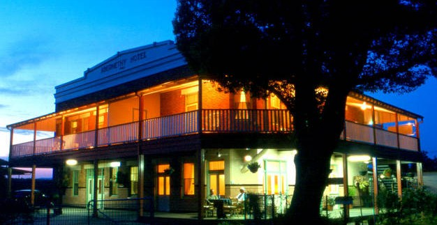 Abernethy Guesthouse - Accommodation Yamba