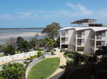 Moorings Beach Resort - Accommodation Yamba