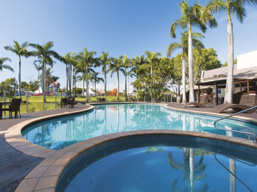 Oaks Oasis - Accommodation Yamba