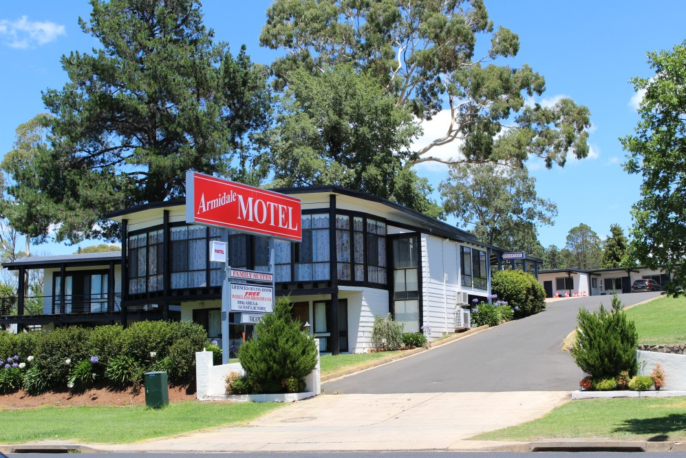 Armidale Motel - Accommodation Yamba
