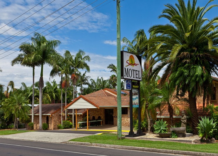Byron Sunseeker Motel - Accommodation Yamba