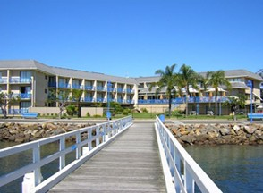 Mariners On The Waterfront - Accommodation Yamba