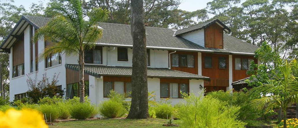 Chalet Swisse Spa Retreat - Accommodation Yamba