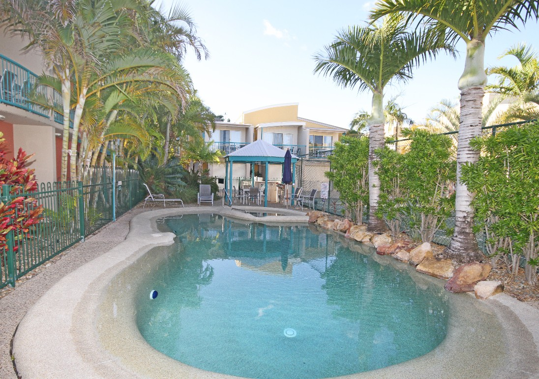 Coolum Beach Getaway Resort - Accommodation Yamba
