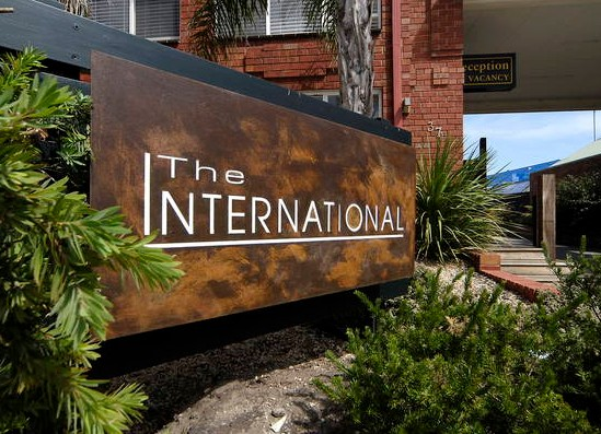Comfort Inn The International - Accommodation Yamba